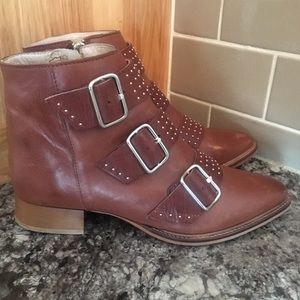 Matt Bernson ankle boots